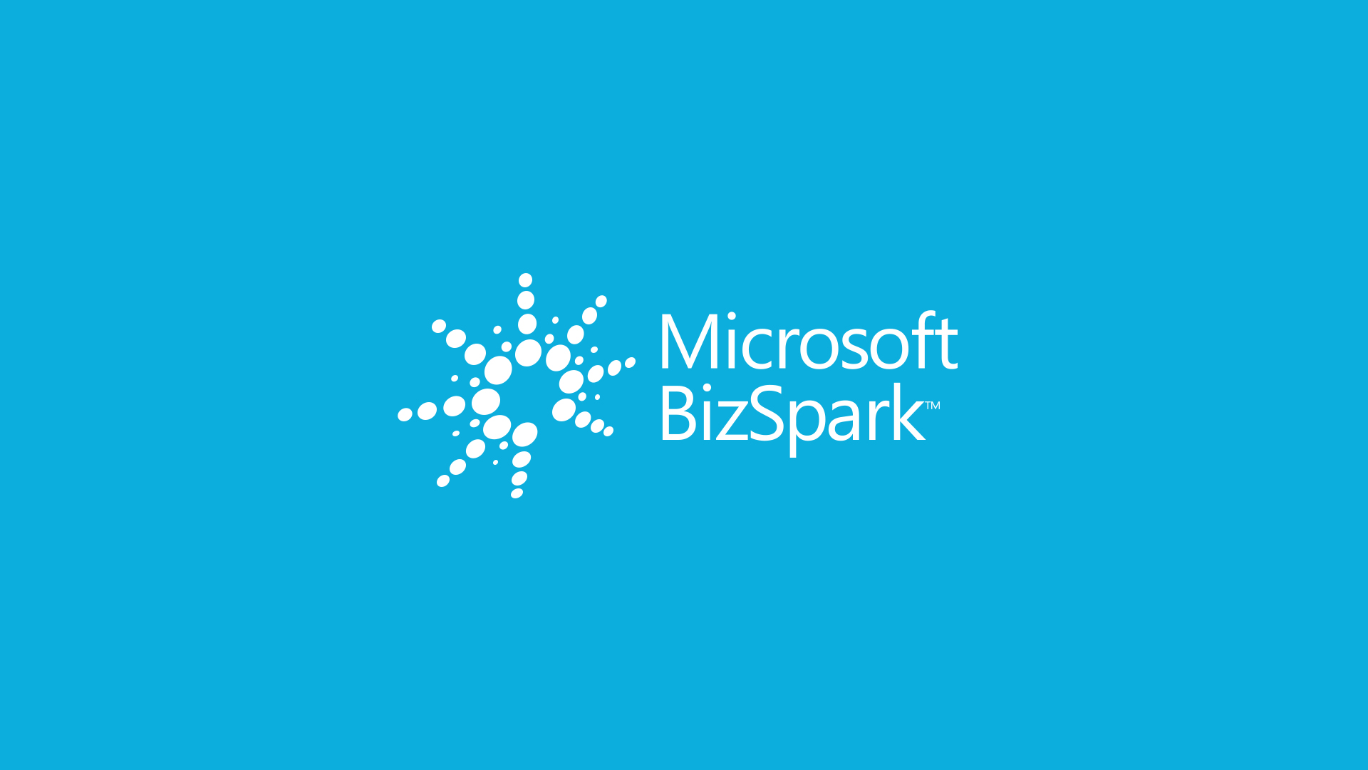We're Part of Microsoft Bizspark!